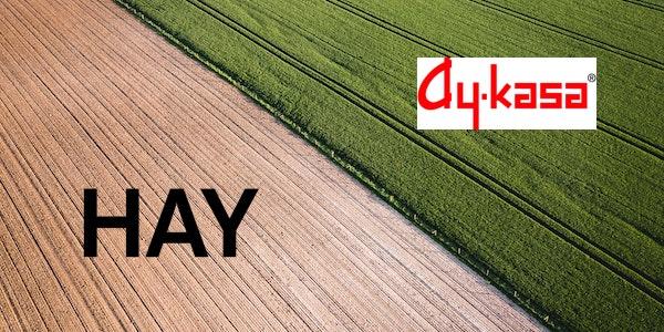 Forskel hay og aykasa foldekasser