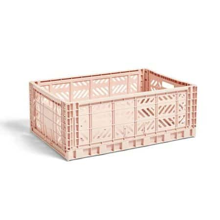 HAY Colour Crate L kasse - Nude