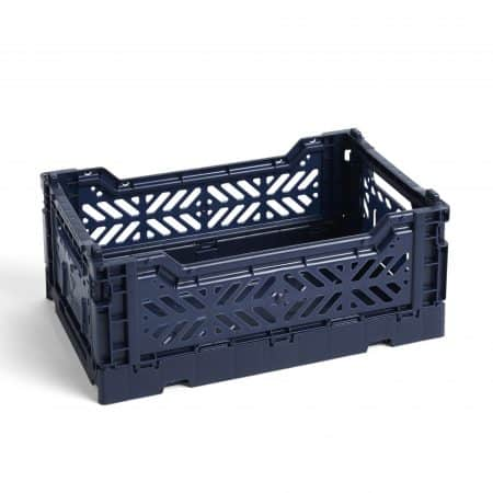 HAY Colour Crate M kasse - navy