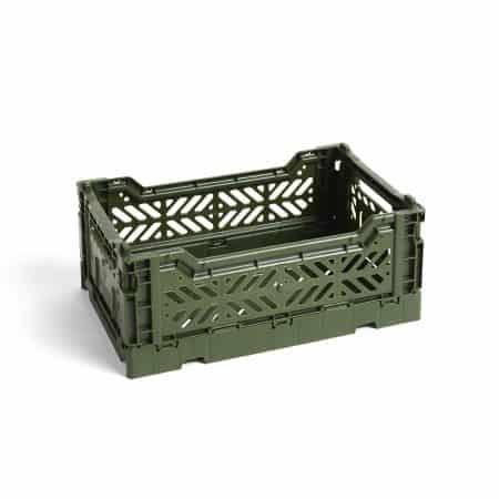 HAY Colour Crate S kasse - Khaki