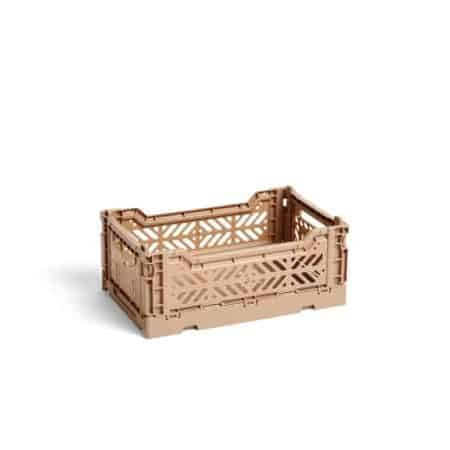 HAY Colour Crate S kasse - Nougat