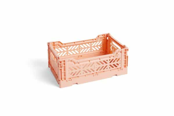 HAY Colour Crate S kasse - Salmon