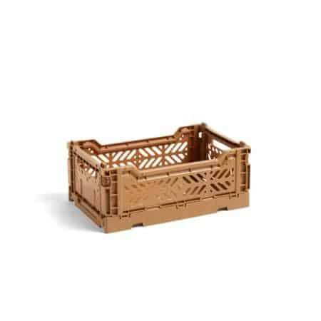 HAY Colour Crate S kasse - Tan